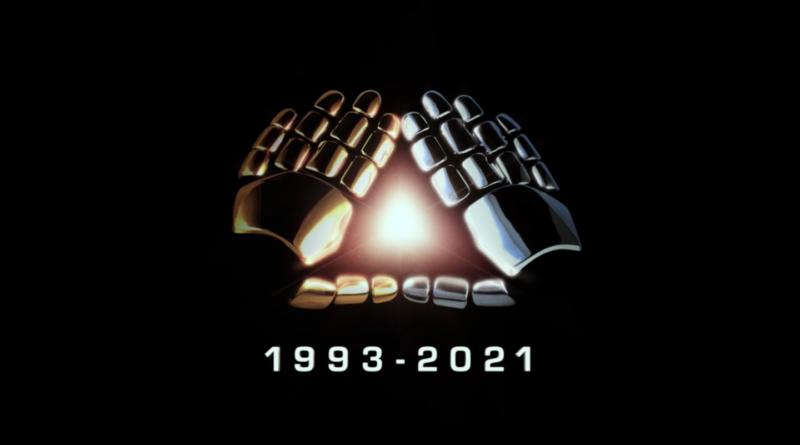 Daft Punk Epilogue Séparation
