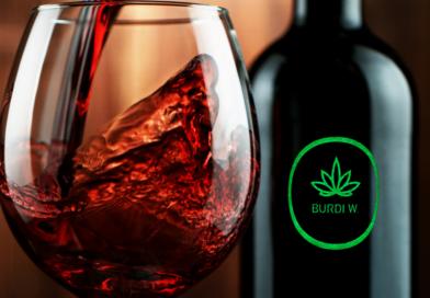 Le premier vin au cannabis commercialisé en France