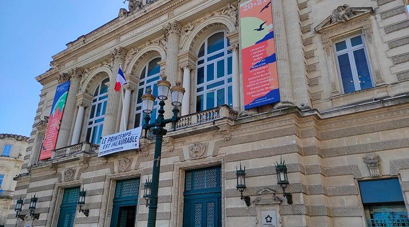 Opéra Comédie de Montpellier. © Peter Avondo / Snobinart