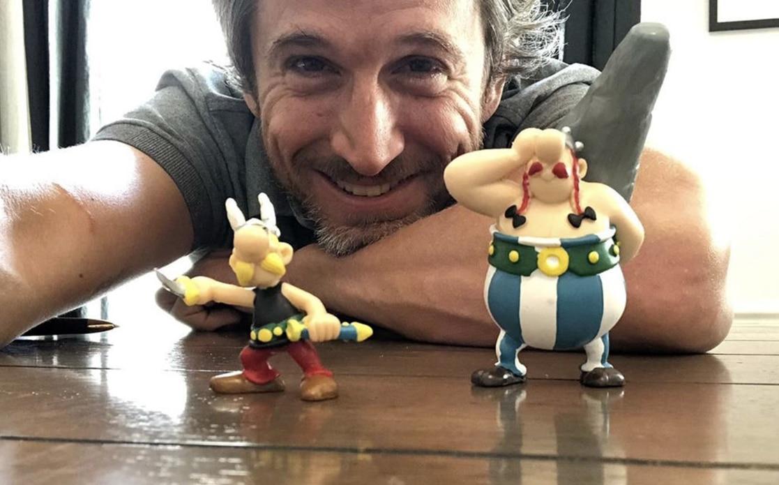Guillaume Canet réalise le prochain Astérix et Obélix - Instagram