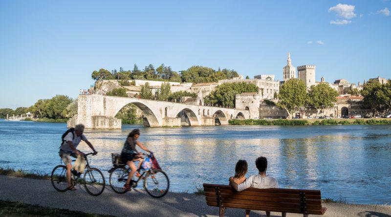 Balade et tourisme à Avignon