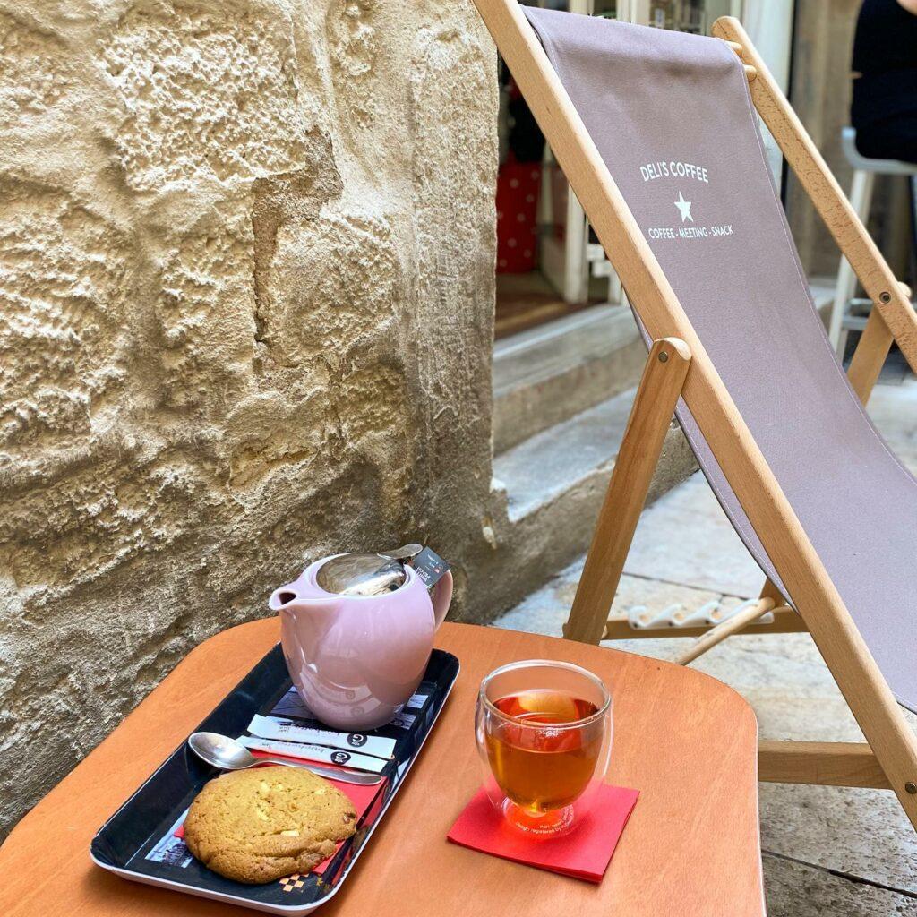 Deli's Coffee Montpellier Terrasse Réouverture 19 mai