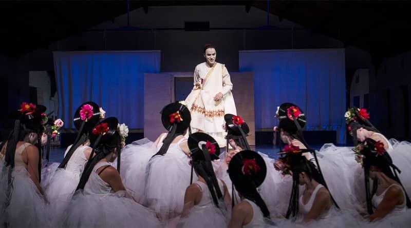 Électre des bas-fonds, Théâtre Molière Sète © Antoine Agoudjian