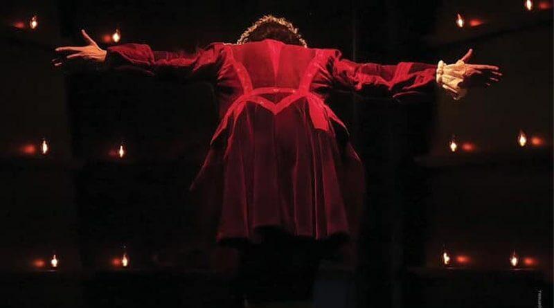 Festival Molière Pézenas Affiche 2021