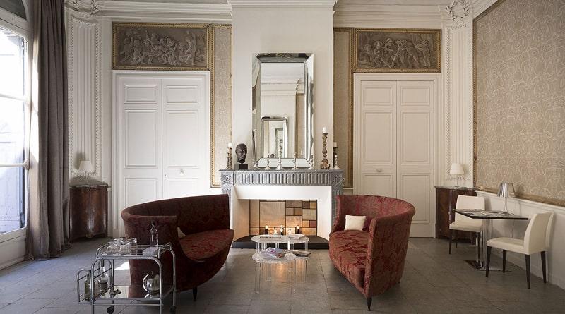 Hôtel Baudon de Mauny Montpellier Mécen Breathtaking
