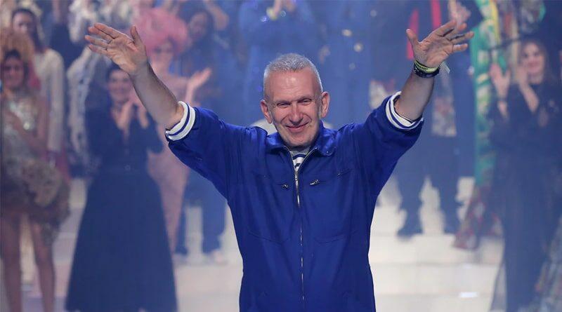 Jean-Paul Gaultier The End Les Marins prêt-à-porter © François Mori - Associated Press