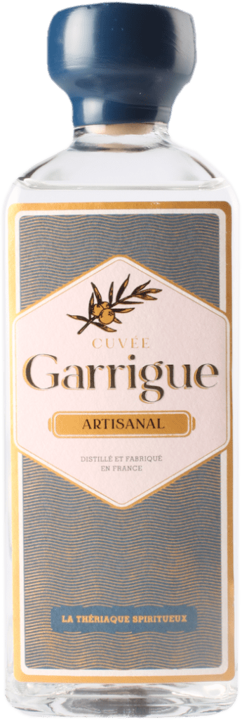 La Thériaque Spiritueux Gin Garrigue