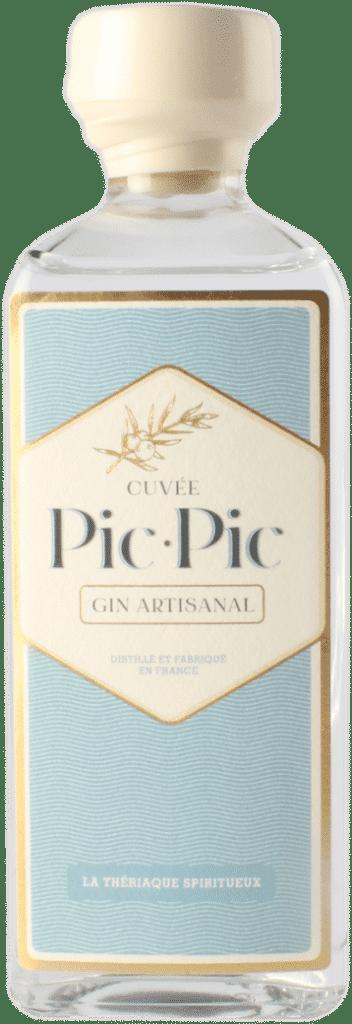 La Thériaque Spiritueux Gin Pic-Pic