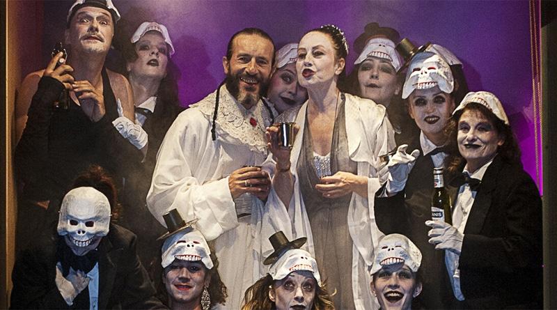 Électre des bas-fonds Simon Abkarian Théâtre Molière Sète © Antoine Agoudjian
