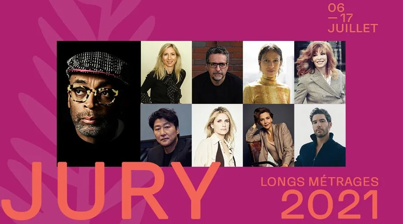 Spike Lee Mylene Farmer Tahar Rahim Jury du festival de Cannes 2021