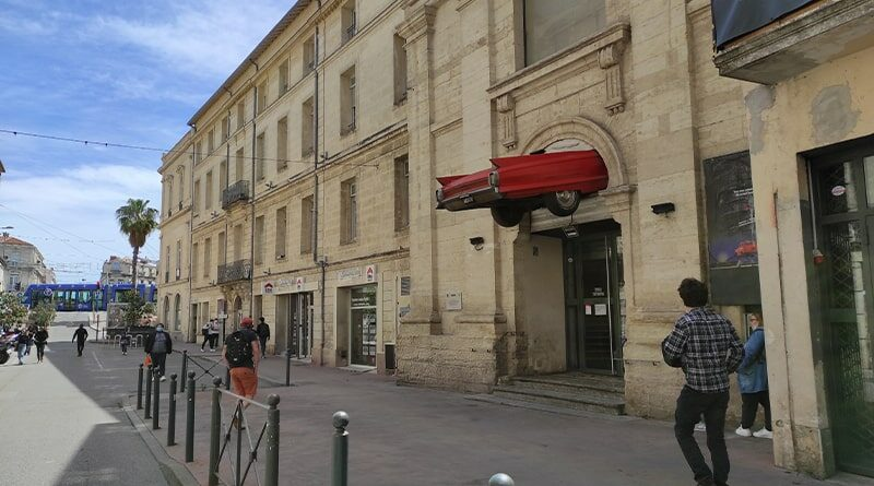 Entrée Rockstore Montpellier © Peter Avondo - Snobinart