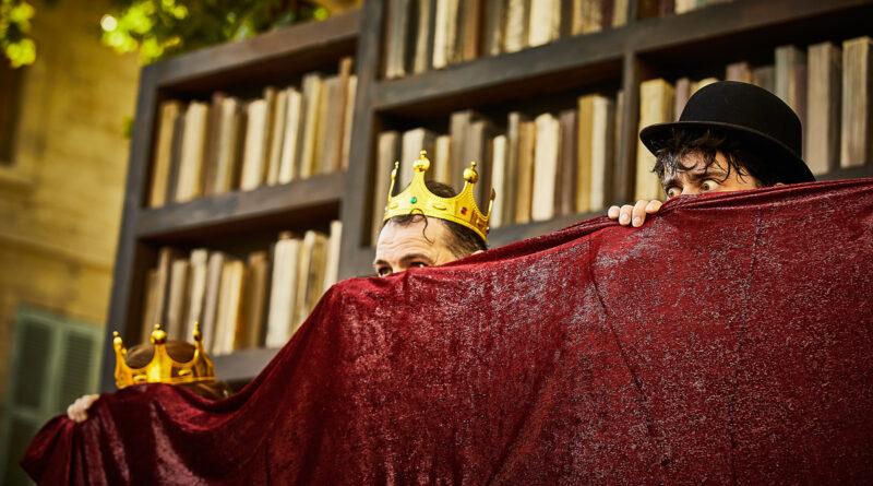 Festival d'Avignon Hamlet à l'impératif ! Olivier Py © Christophe Raynaud de Lage