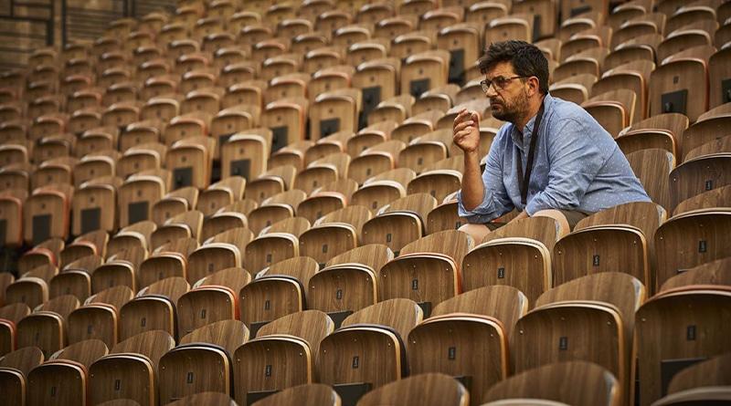 Tiago Rodrigues nouveau directeur du Festival d'Avignon © Christophe Raynaud de Lage