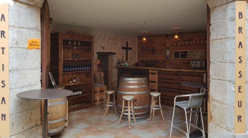 Brasserie Làsarde Saint-Guilhem-le-Désert artisan brasseur