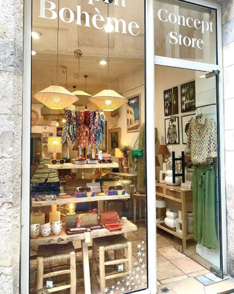 Concept Store Esprit Bohème Nîmes