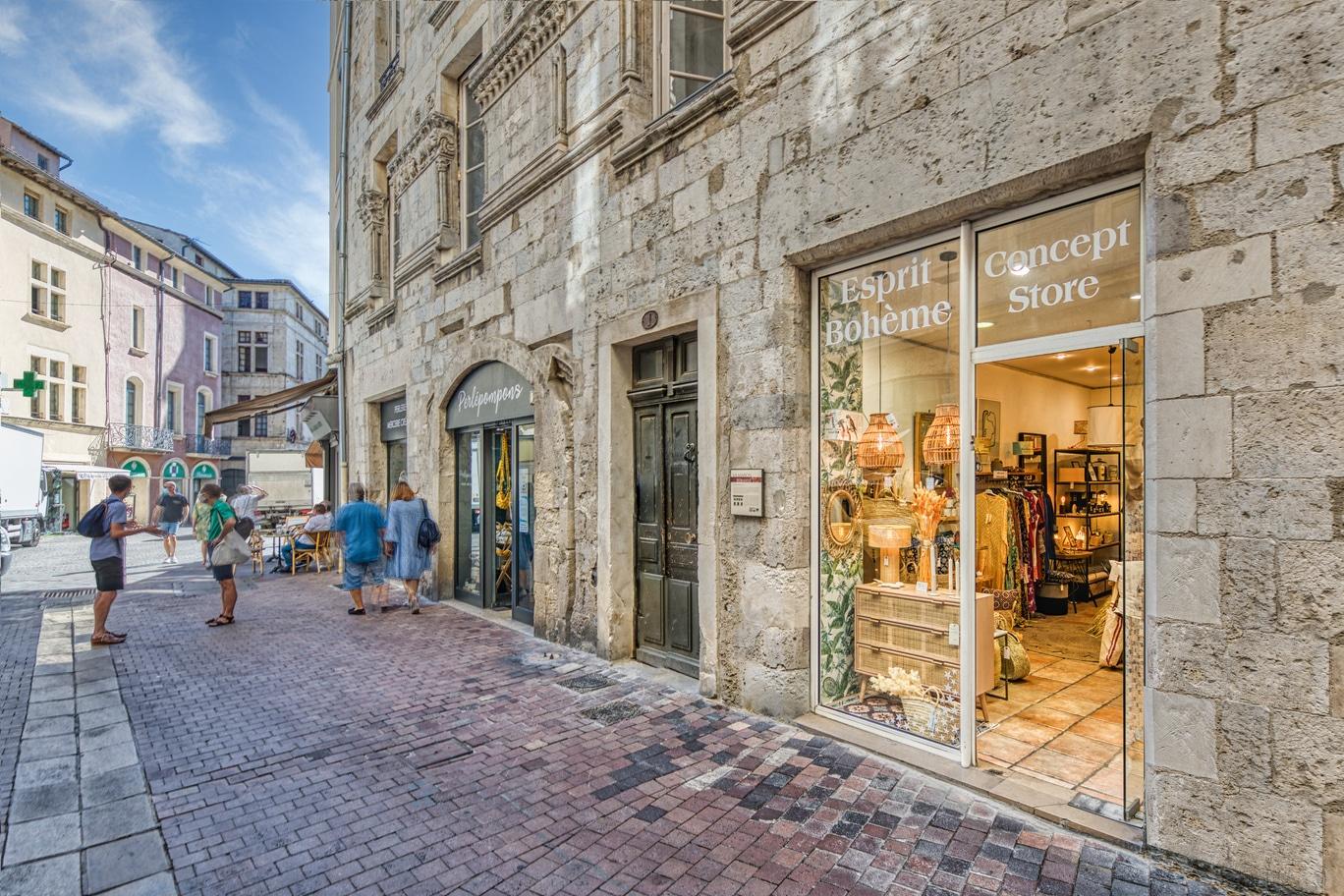 Sélection de 5 concept stores dans le sud de la France à Nîmes, Arles, Montpellier et Pézenas
