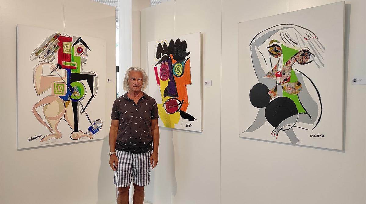 Jorge Colomina invité d'honneur à la Grande Motte © Peter Avondo - Snobinart