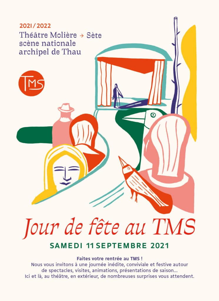 Jour de Fête au TMS Programme Samedi 11 septembre recto