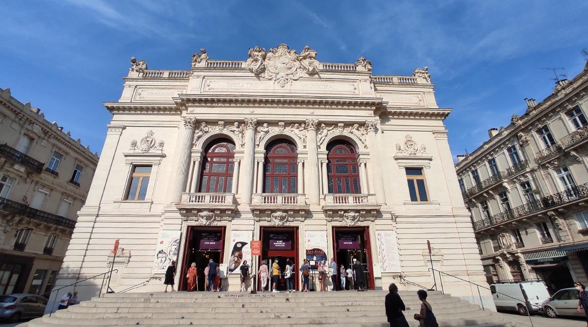 Théâtre Molière de Sète - Jour de Fête au TMS - Présentation de saison © Peter Avondo - Snobinart