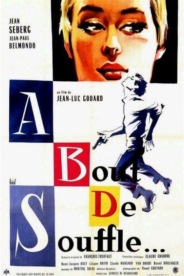 Top 10 des films de Belmondo - A bout de souffle