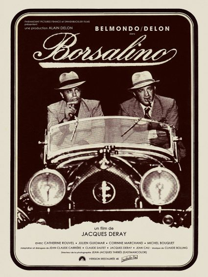 Top 10 des films de Belmondo - Borsalino