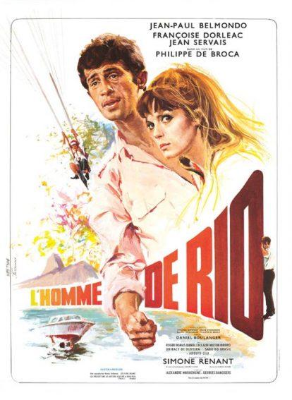 Top 10 des films de Belmondo - L'Homme de Rio