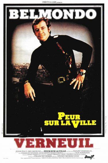 Top 10 des films de Belmondo - Peur sur la ville